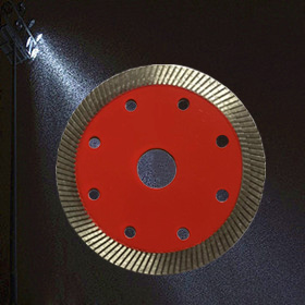 4inch 105x1.2x10x20mm ultra thin 1.2mm thickness turbo diamond circular saw blade