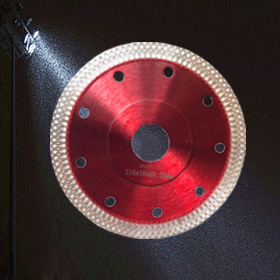 115*10mm High quality hot pressed X-turbo diamond blade for cutting tile ceramic porcelain